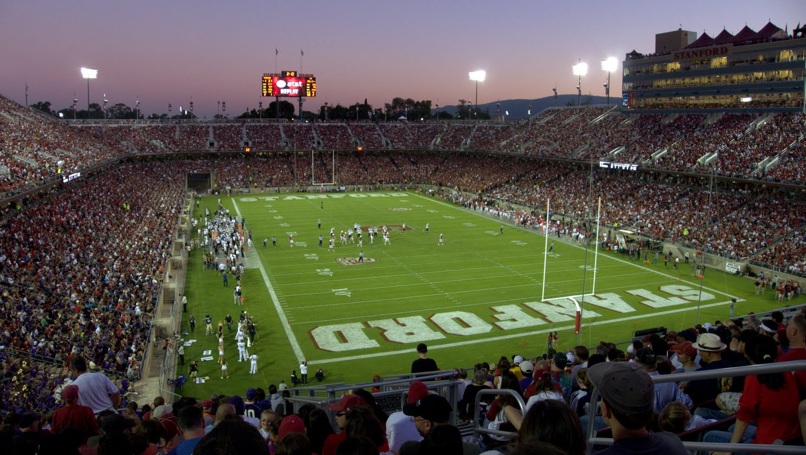 10 Game Day Traditions That Make Stanford Football Games ...