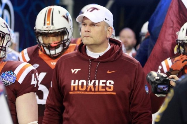 3004f092458 Justin Fuente, Virginia Tech – The Steamrolling Disaster that is now  Virginia Tech Football Program under Justin Fuente kept on a rolling in  January with ...